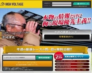 HIGH VOLTAGE(ハイヴォルテージ)の画像