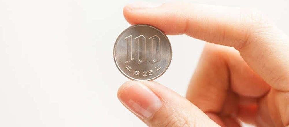 100円投資