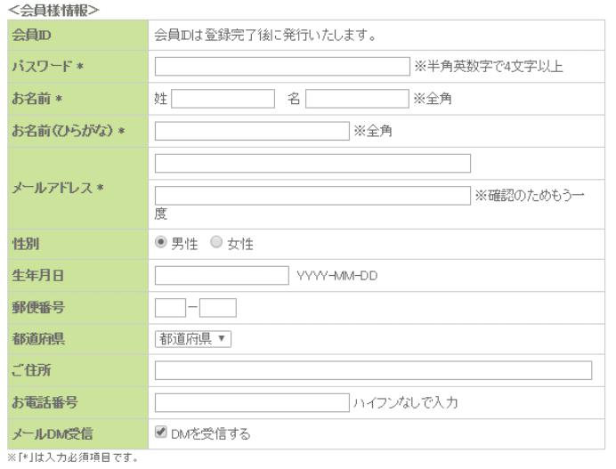 競馬予想サイト 個人情報