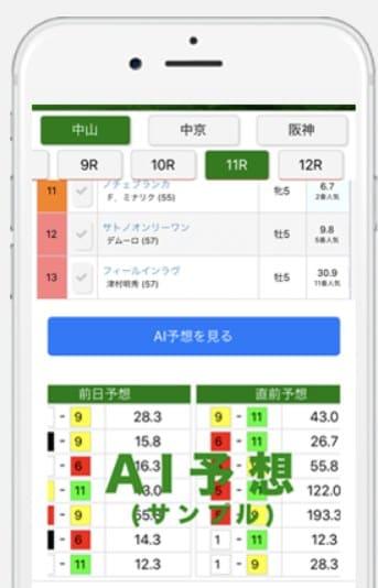極ウマプレミアム アプリ