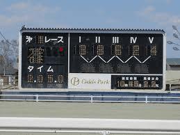過去レースの着順と距離