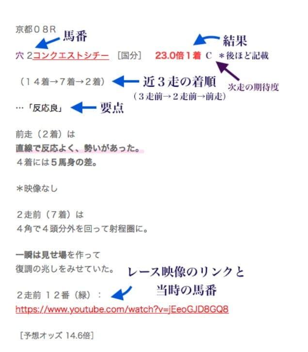 小倉の馬券師Tの中央競馬予想ブログ (条件レース特化) 穴馬予想