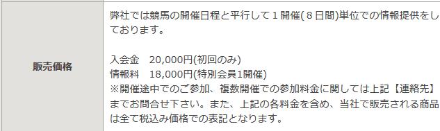 シンクタンク 入会金