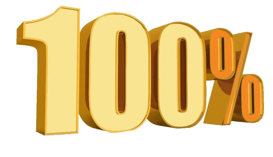 法律違反の悪徳競馬予想サイトの特徴その1「絶対儲かる、的中率100%」