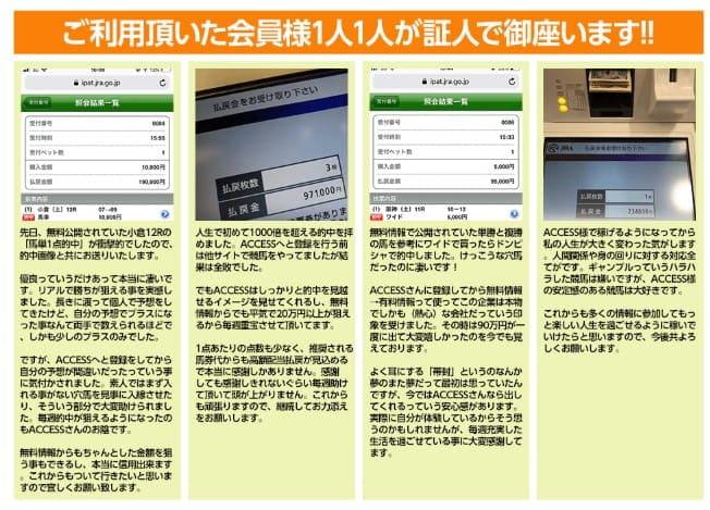競馬予想サイト アクセス 利用者掲示板