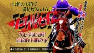 TENKEI(テンケイ)は35週間3連単を当て続けている競馬予想サイト!無料予想を3週間検証