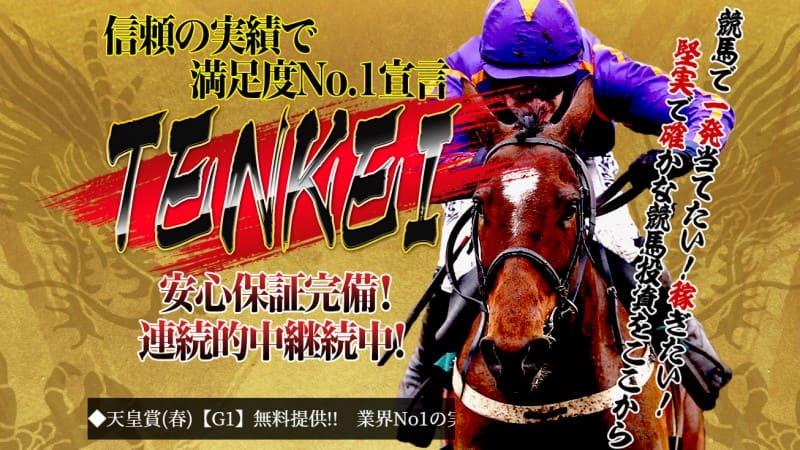 競馬予想サイト TENKEI