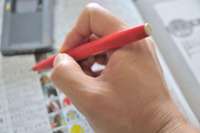 競馬 赤ペン