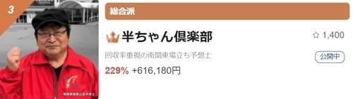 netkeiba.com 半ちゃん倶楽部