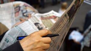 競馬予想には無料の競馬新聞を使え!オススメ紙5選と的中率UPの方法