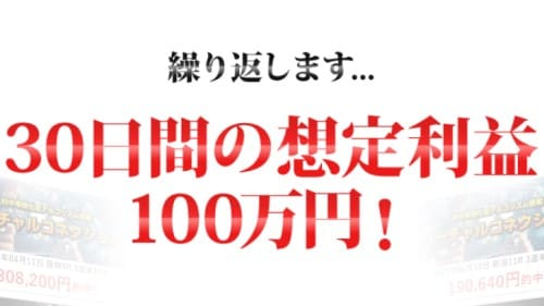 LAP競馬 想定利益100万円