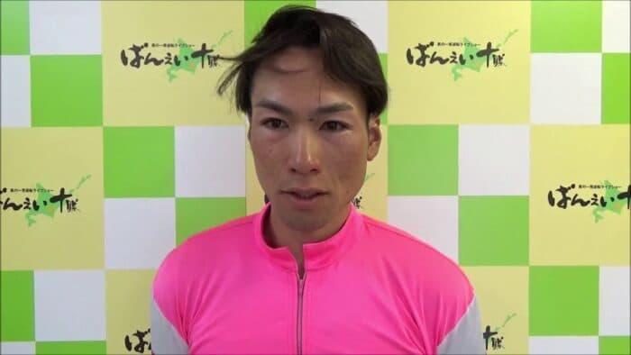 舘澤直央騎手